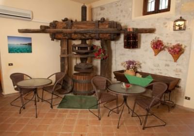 Agriturismo Baglio Fontana